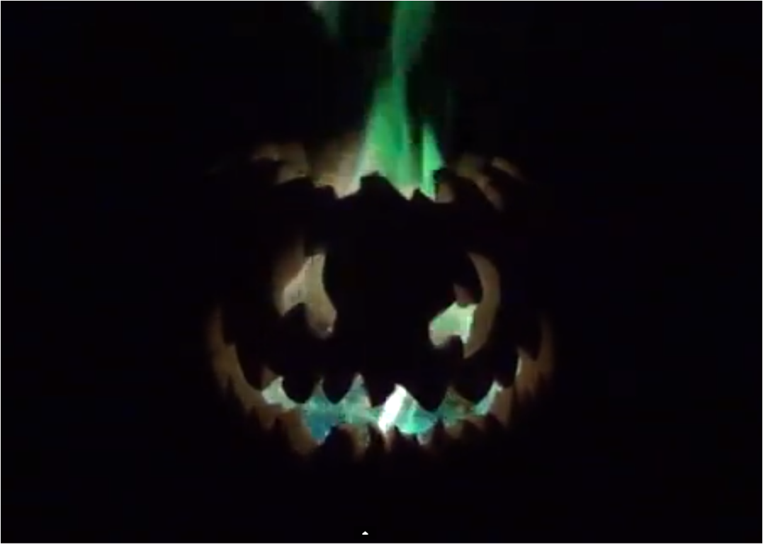 green-flame-pumpkin